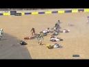 Moto3 massive crash Le Mans 2017