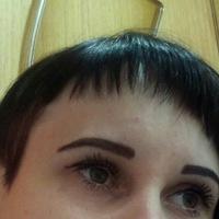 Анкета Алиса Болтинская
