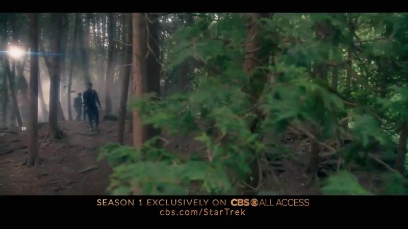 Звездный путь: Дискавери - (Star Trek: Discovery) - Трейлер (Trailer)