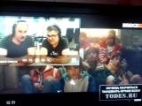 BTS на BRIDGE TV часть1