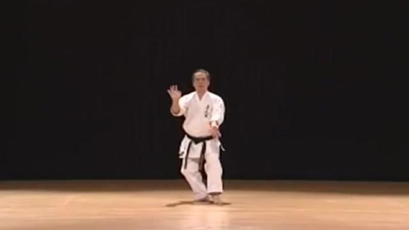 Seisan _ Yoshio Kuba - 10. Dan Okinawa Goju Ryu Karate