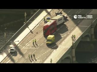 Последствия стрельбы в Великобритании