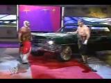 #My1 Рестлер Дня - МНМ против Эдди Герреро и Рея Мистерио - Tag Team Championship