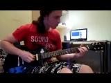 Garry Moore-Still got the blues (cover, частично с импровизацией)