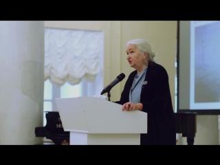 Эксклюзивная лекция Т.В. Черниговской для партнеров и меценатов Ассоциации выпус
