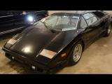 Lamborghini Countach - 40hr Paint Correction Coating