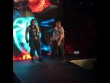 WWE LIVE Roman Reigns Entrance (Champaign 4152017)