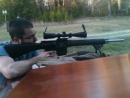 First shot Armalite AR 10 308