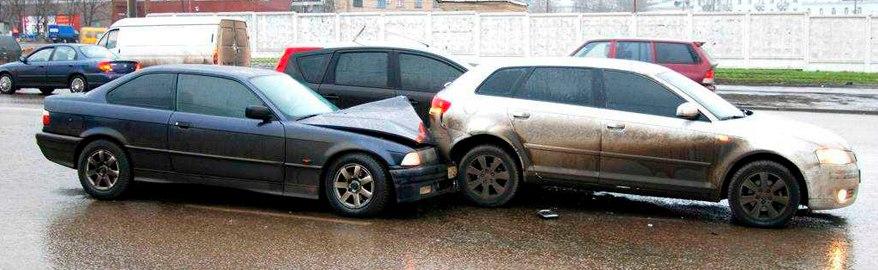 В России стало меньше аварий на дорогах