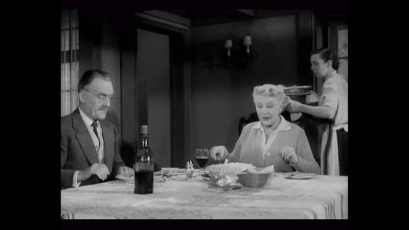 Вернуться к Рождеству / Back for Christmas (1956) (Альфред Хичкок представляет / Alfred Hitchcock Presents / Сезон 1/Эпизод 23).