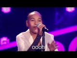 Diana - Run To You (The Voice Kids Germany 2017) (Blind Audition I)