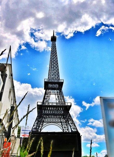 Самара в Париже 🗼