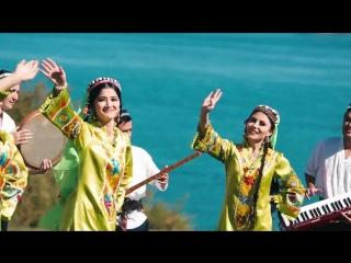 Узбекский танец. Байсунский танец. Сурхандарья. INTERFOLK 50