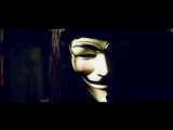 Red - Pieces (V for Vendetta)