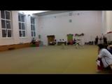 акробатика Давыдова Варя и Давыдкина Варя 2