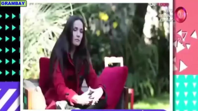 Natalia Oreiro denunció haber sufrido acoso mientras grababa_Se puso denso y lo