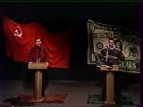 Олег Гапонов и Сергей Пименов в программе 'Март' (Ростовское ТВ)