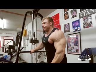 2016 мистер Олимпия - 10 МЕСТО Джастин Комптон - восходящая звезда