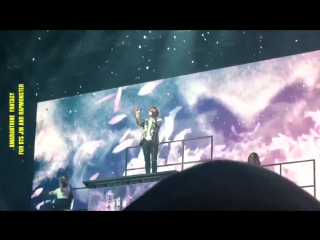 FANCAM | 170423 | 2017 BTS LIVE TRILOGY EPISODE III: The Wings in Bangkok
