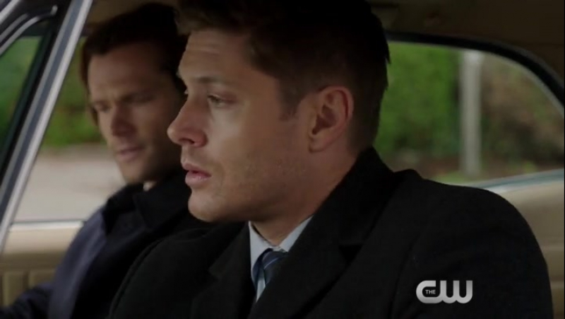 Supernatural Sneak Peek: Dean Can't Remember How to Drive... or Much Else