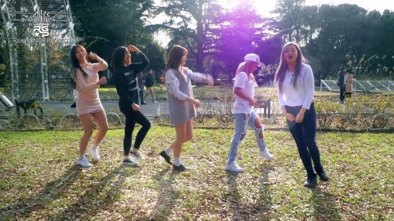 [COVER] Suji, Mint, Haseo, Yeeun, Jiseul - Cheer Up (Twice)