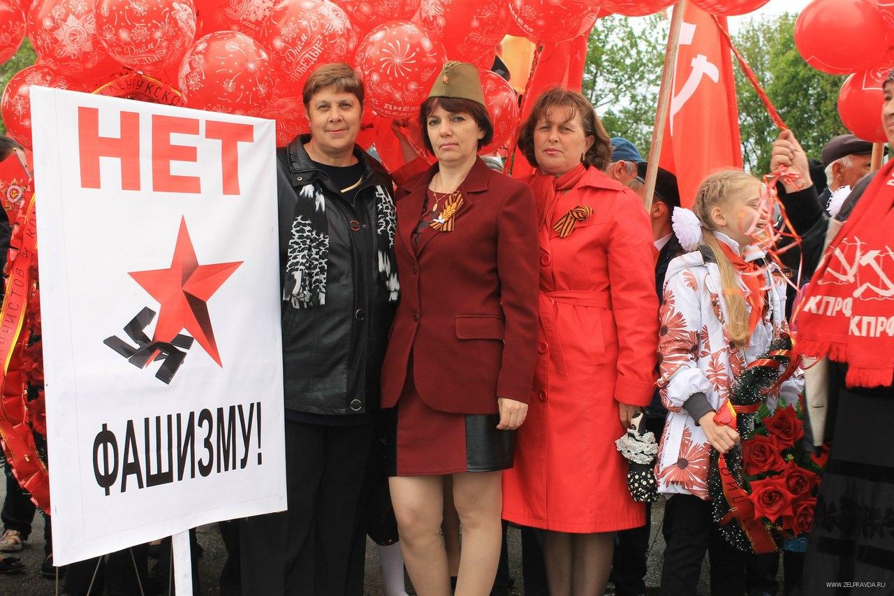 День Победы отметили в Зеленчукском районе