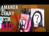 My childhood secrets exposed  Amanda Cerny
