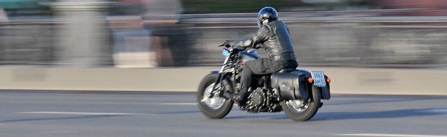 Российский рынок мотоциклов сократился почти на 41%