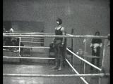 ЛИХАЯ МОЛОДОСТЬ - Открытое первенство МИИТа по боксу - декабрь 1985 года - победа нокаутом над КМС чемпионом Вузов городы Москвы