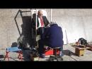 Монтеведео ,чистильщик обуви.