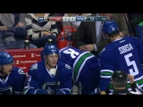 Tanev leaves game after taking hit from deflecting puck  January 6, 2017