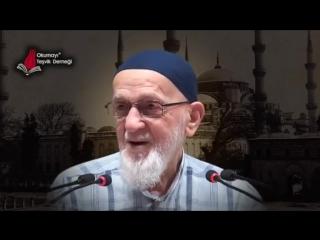 815 - Tevbeye Cennete Koşmak (Ahmet Tomor Hocaefendi)