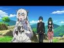 AniDub 02 серия - Чайка и гроб Возмездие / Hitsugi no Chaika Avenging Battle