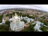 Санкт-Петербург Смольный Собор St. Petersburg Smolny Cathedral