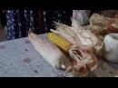 Плетение из талаша Мастер класс Татьяны Ткаченко