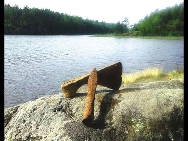 Следы викингов, Ладога, 2017, Traces of the Vikings, Ladoga
