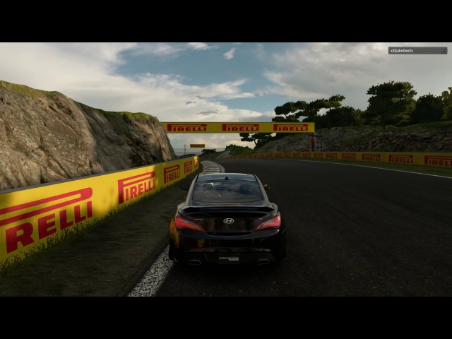 Gran Turismo Sport Beta - 1.07 Camber Drifting on Dragon Trail
