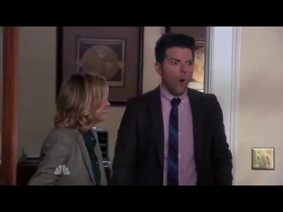 Parks and Recreation The Iron Throne