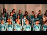 Детский хор ВЕСНА - Богородице дево радуйся -  Рахманинов 17-11-2013
