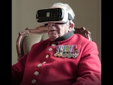 Twine - World War Two veteran uses VR for first time (Remembrance Day, 2016)