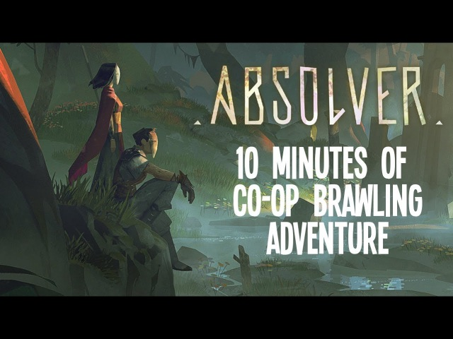 Absolver Gameplay: 10 Minutes of Brawling Co-Op Adventure