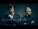 Sherlock BBC  Becoming Human