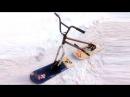 Сноубайк своими руками в гаражной мастерской Самодельный сноускутер