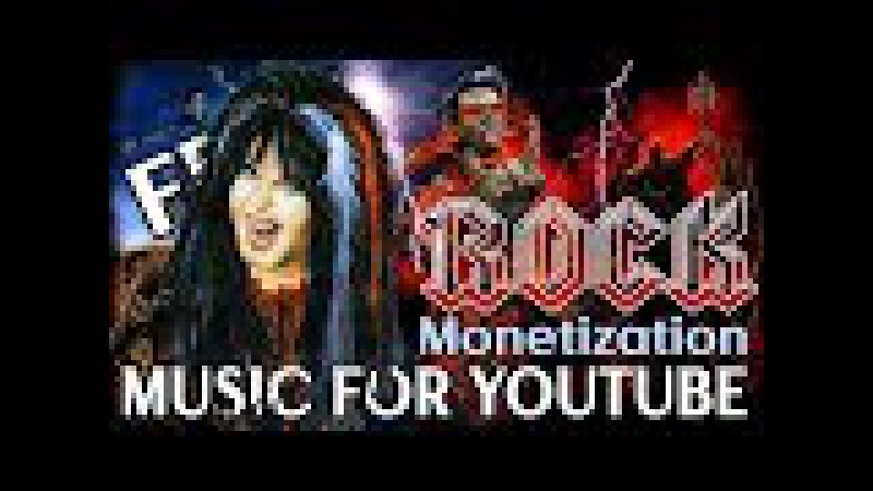Hallowed Ground - W.A.S.P. [Rock music for monetization your video]