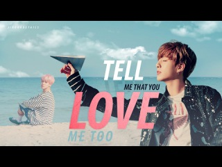 Jikook/Kookmin - tell me that you love me too
