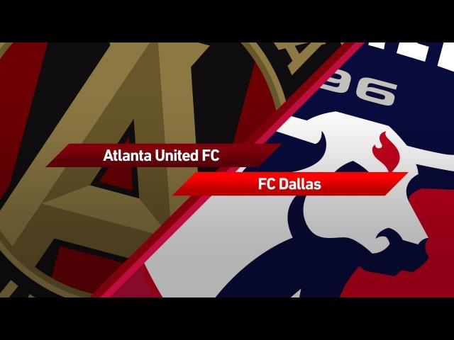Highlights: Atlanta United FC vs. FC Dallas | September 10, 2017