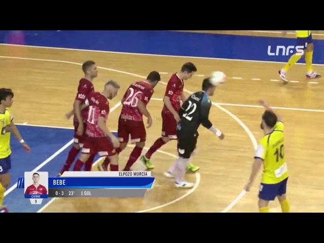 Spain League - Round 28 - Gran Canaria FS 2x5 ElPozo Murcia