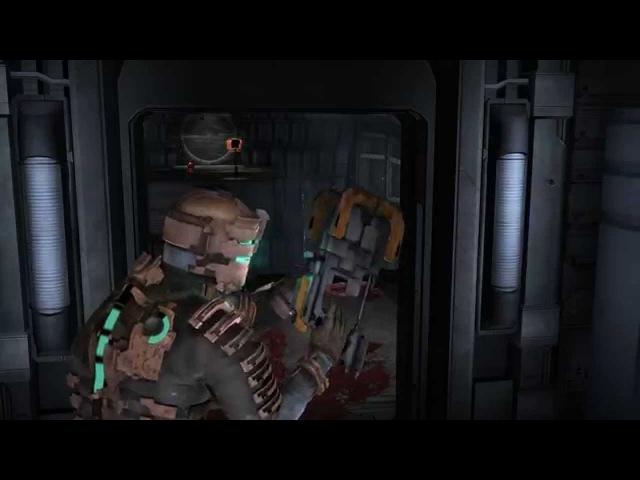 Dead Space ГЛАВА 2 -- ИНТЕНСИВНАЯ ТЕРАПИЯ часть 3 (прохождение)