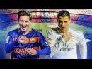 Криштиану Роналду против Месси - ТОП 10 лучших голов