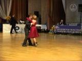Argentine tango - IMPERIAL CUP 2012 Ligostaev Ilya Berenzaft Tatyana